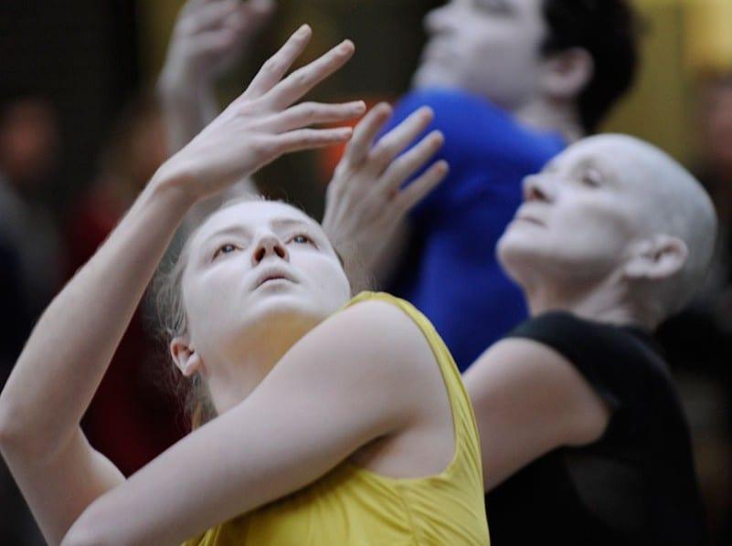 Vancouver International Dance Festival presents Kokoro Dance, March 22