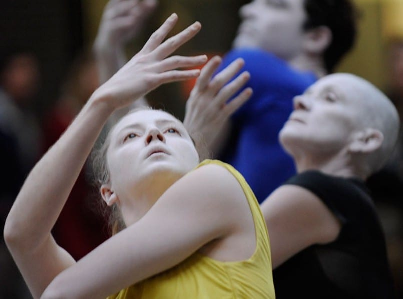 Vancouver International Dance Festival presents Kokoro Dance, March 15