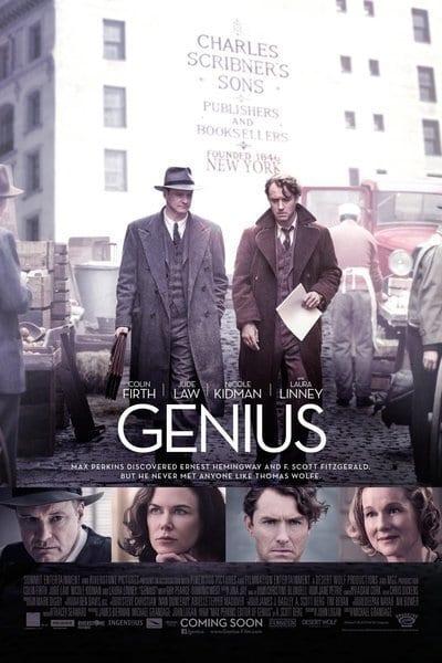 Kay Meek Centre presents a Movie: Genius