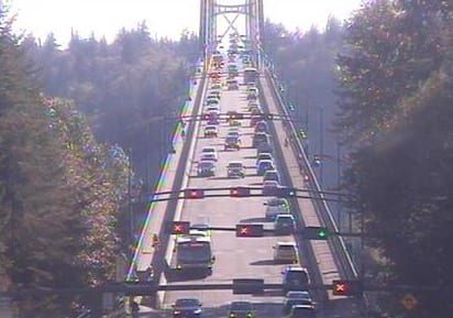 Lions Gate Bridge Closures – Aug 2016 Weekend