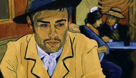 Loving Vincent a Movie at the Kay Meek Centre West Vancouver