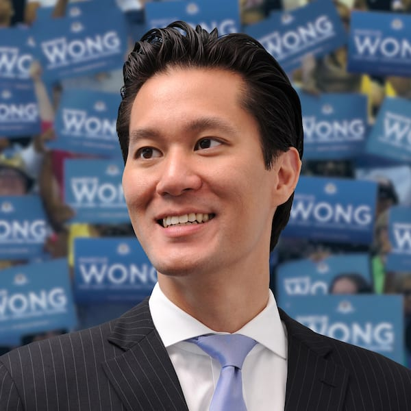 Marcus Wong – Election 2018