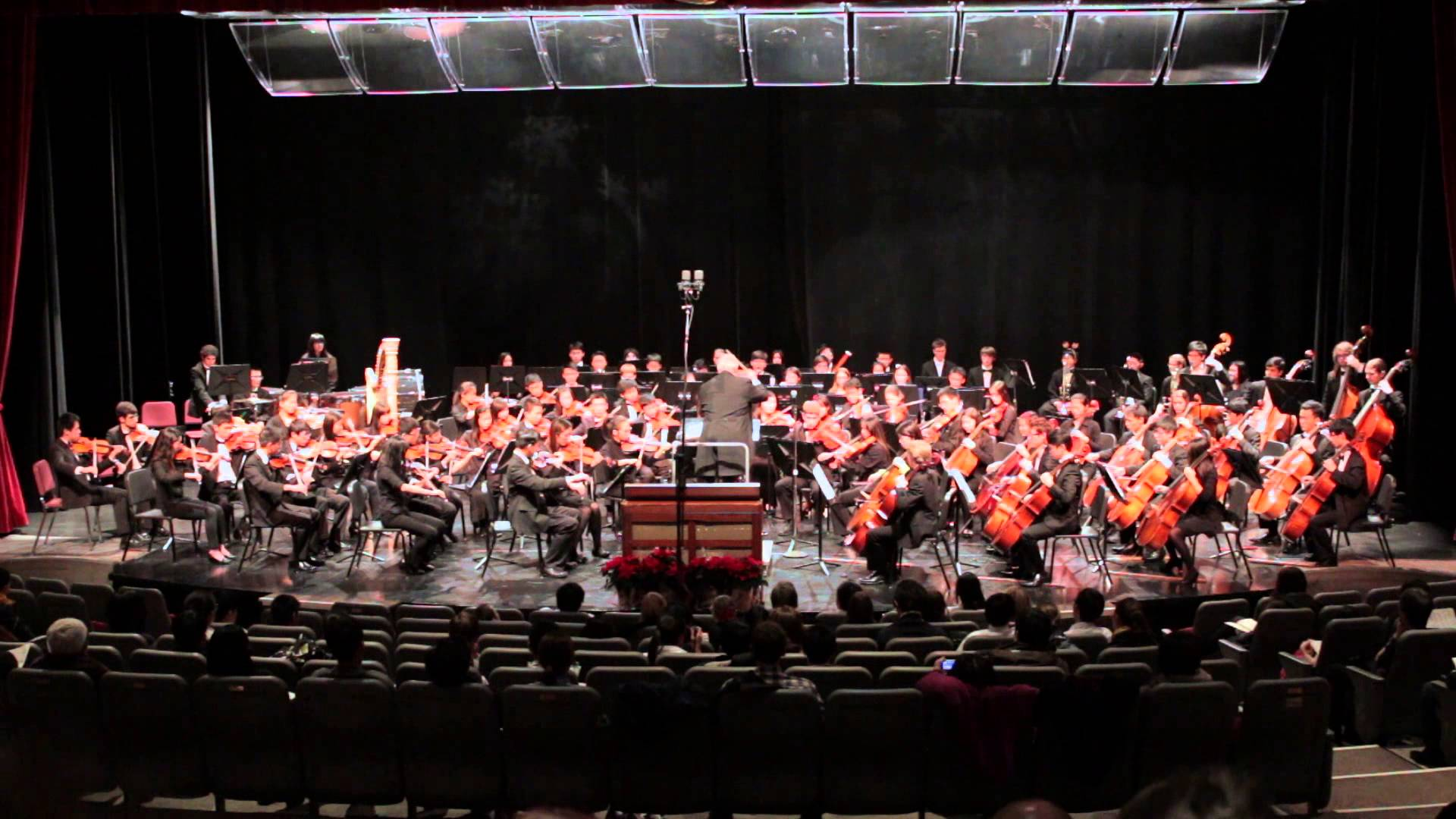 Vancouver Youth Symphony Orchestra at the Kay Meek Centre
