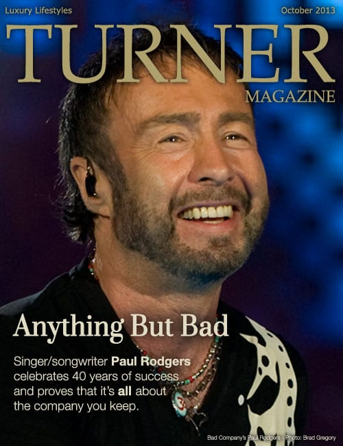 Paul Rodgers of Bad Company fame