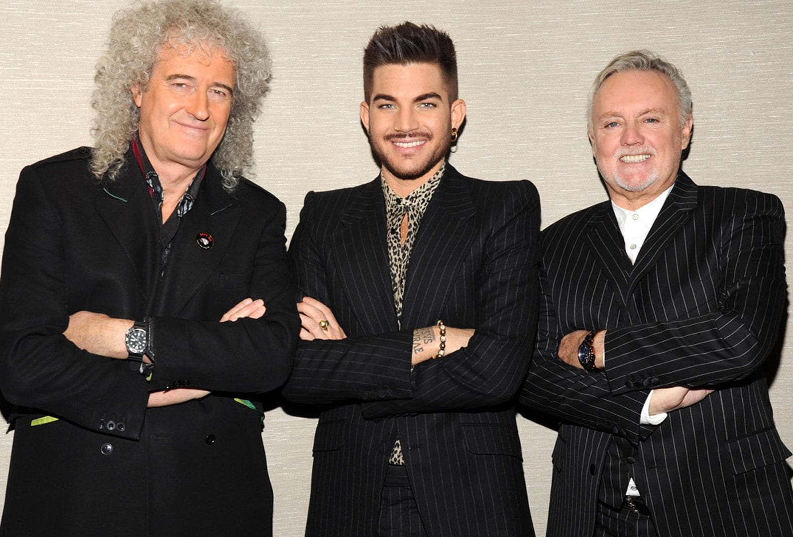 Queen and Adam Lambert in Concert at Rogers Arena Vancouver