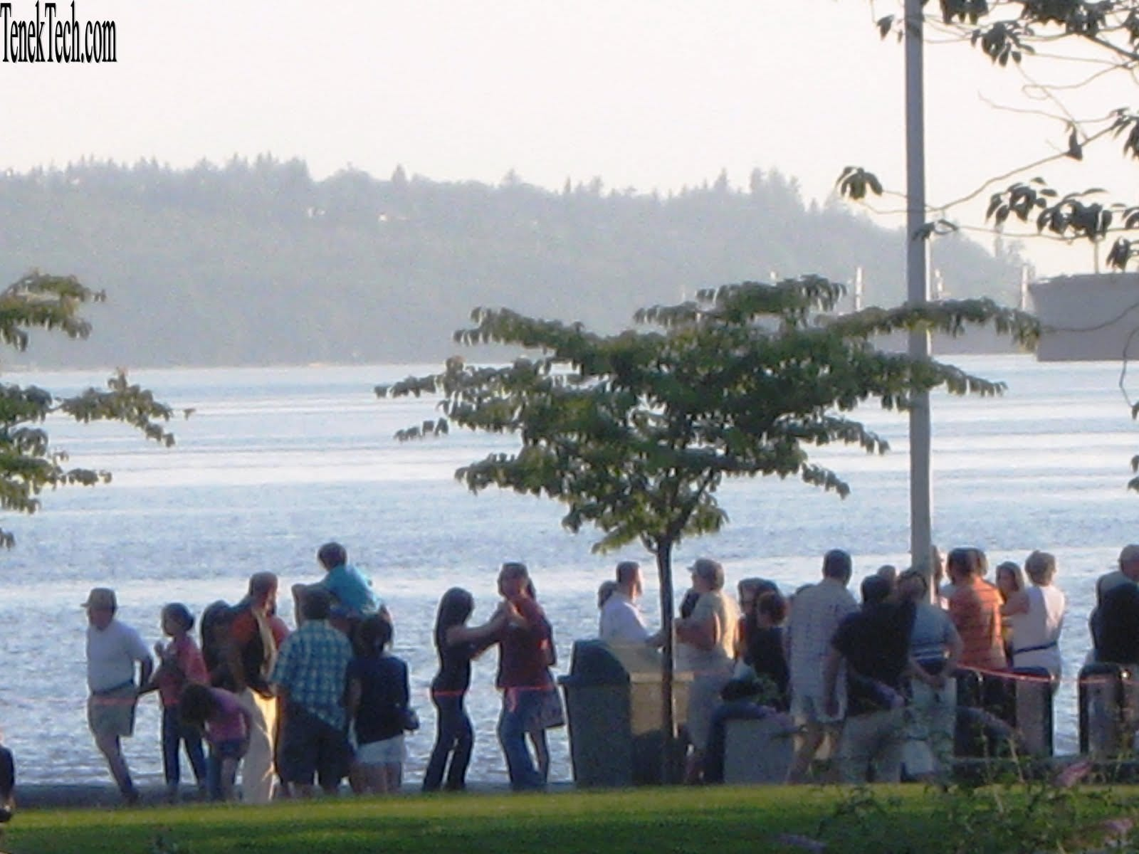 Salsa by the Sea at the Ferry Building Gallery Landing West Vancouver