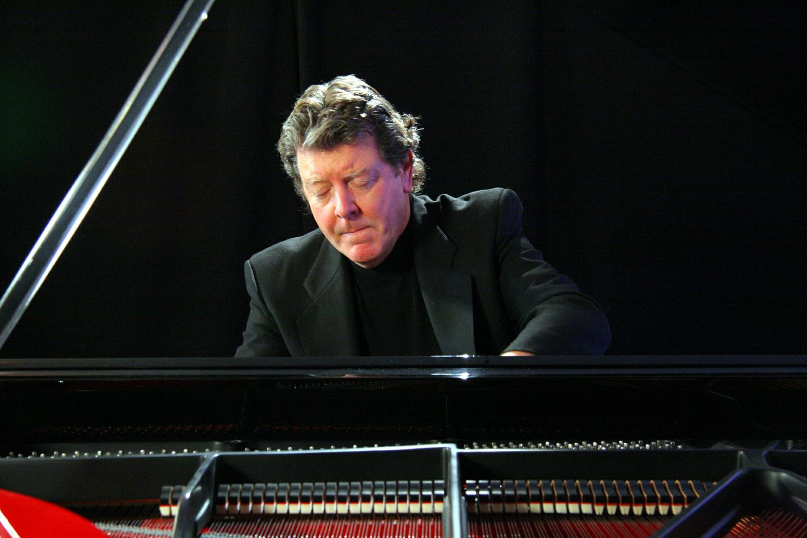 Serge Mazerand an Acclaimed Pianist in Concert at the Unity of Vancouver Centre