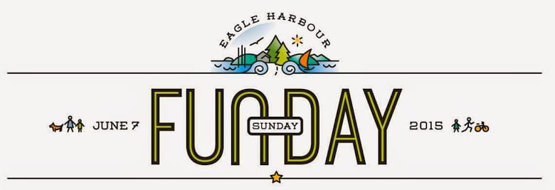 Sunday Funday! at the Thunderbird Marina, Eagle Harbour West Vancouver