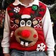 Tinhorn's Tacky Christmas Sweater Social at Bridges Restaurant Vancouver