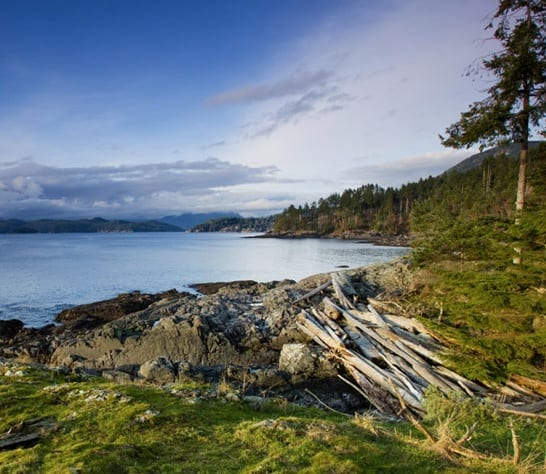 The Cape on Bowen Island, Bowen Island, BC