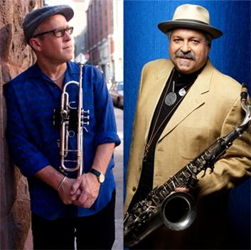 Joe Lovano and Dave Douglas – Sound Prints at the Kay Meek Centre West Vancouver