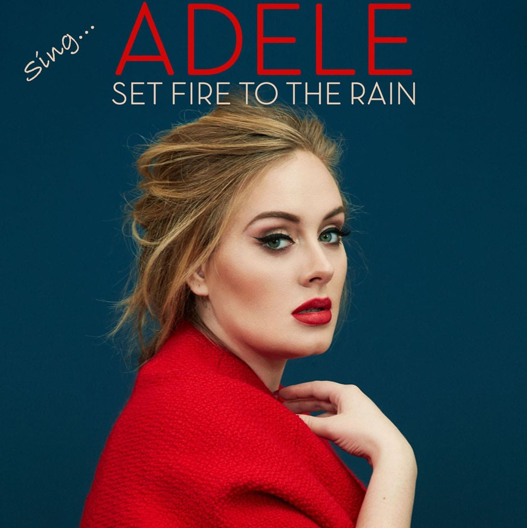 Sing… Set Fire To The Rain by Adele! Drop In Rock Choir at the Presentation House Theatre North Vancouver