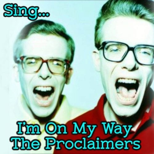Sing… I'm On My Way by The Proclaimers! Drop In Rock Choir! at the Presentation House Theatre North Vancouver