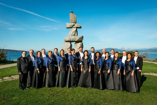 Vancouver Chamber Choir – EARTH/SEA/SKY – Music of our Natural World at Ryerson United Church