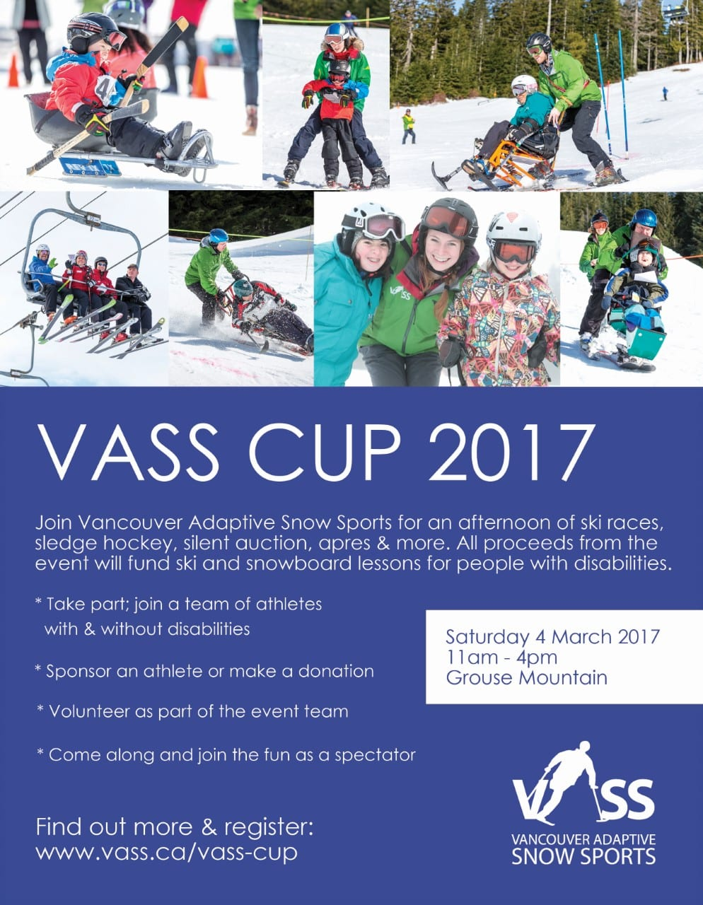 VASS CUP 2017 on Grouse Mountain North Vancouver