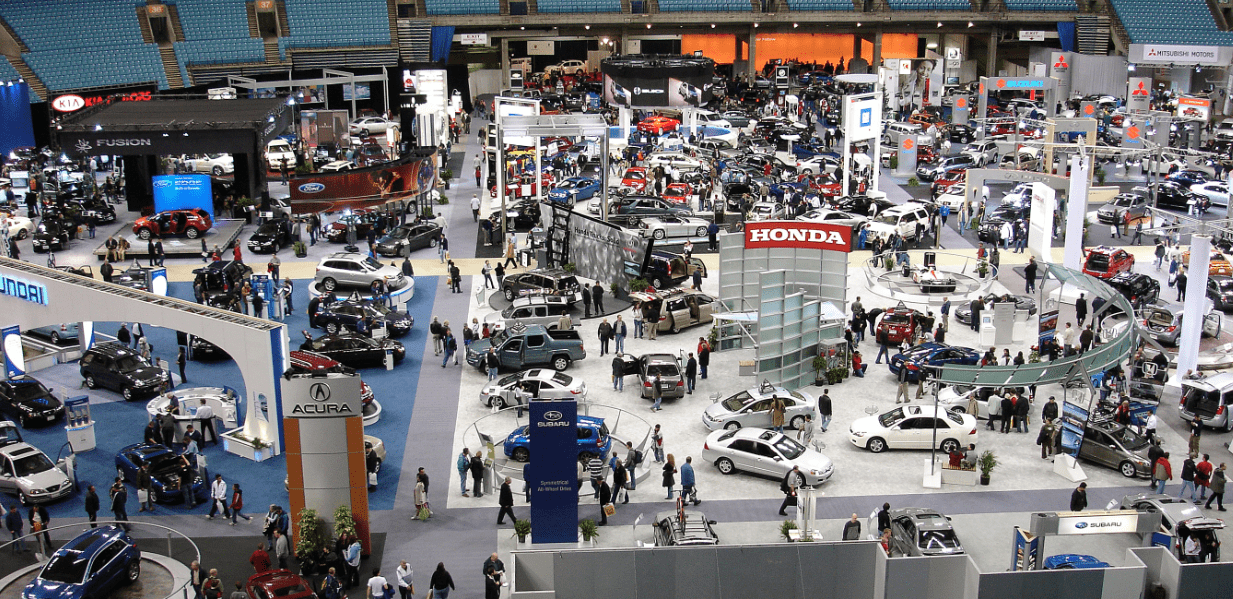 The Th Vancouver International Auto Show Returns To The Convention - Auto convention