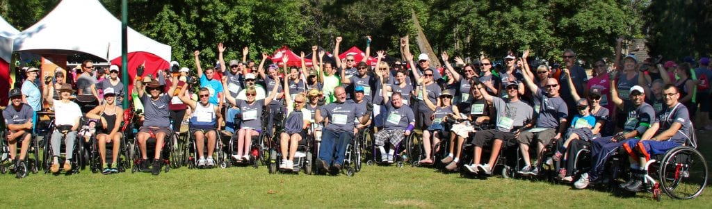 3rd Annual Cerebral Palsy Association of BC's Scotiabank Charity Challenge
