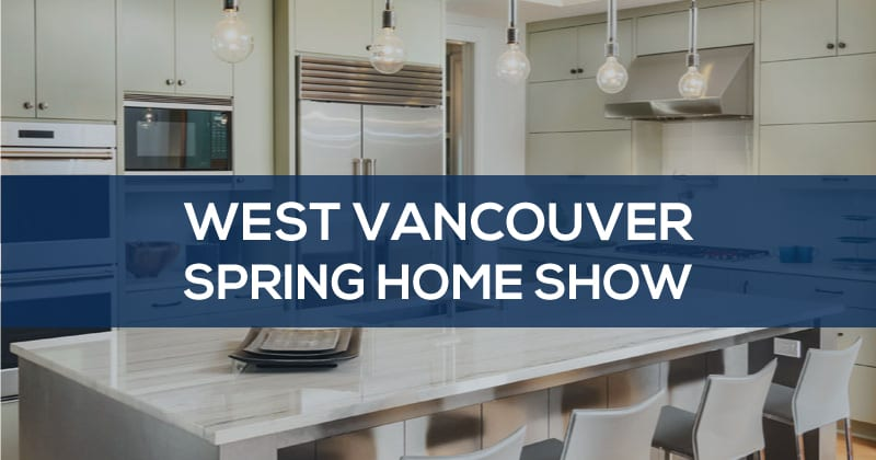 Spring Home Show at the West Vancouver Ice Arena