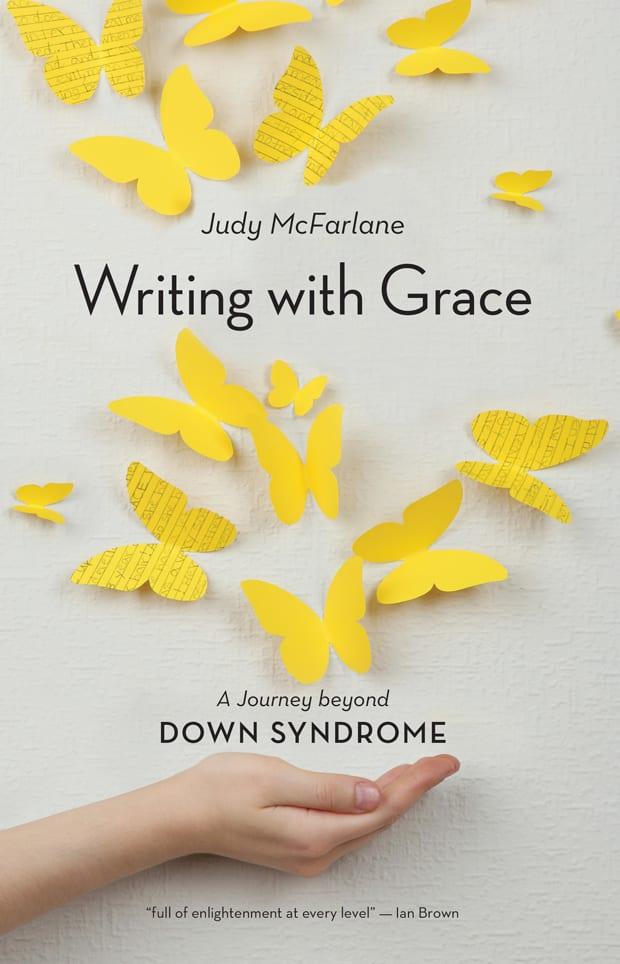 Judy McFarlane presents Writing with Grace at the Book Warehouse Vancouver