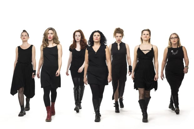Kay Meek Centre presents J. Caesar by Tracey Power